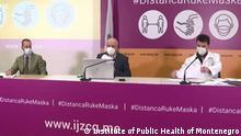 Institut für öffentliche Gesundheit von Montenegro
