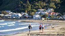 Neuseeland Aufhebung der Corona-Beschränkungen