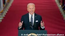 USA Präsident Biden | Ansprache an die Nation