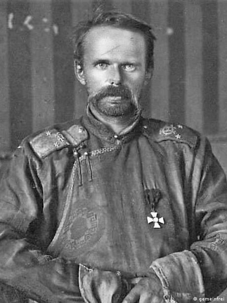 Генерал Унгерн фон Щернберг