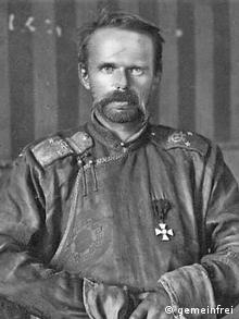 Генерал Унгерн фон Штернберг