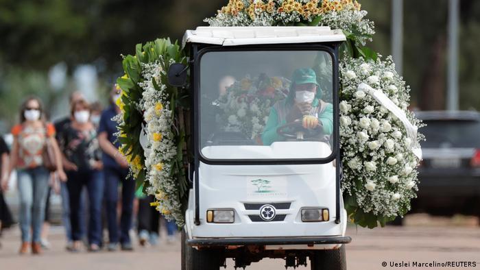 Espelho do Mundo 03/12/2021 | Brasil | O funeral de uma vítima do Covid-19 em Brasília