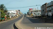 Nigeria Kaduna | Ahmadu Bello Straße
