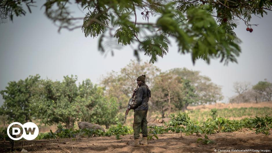 Nigeria: Gunmen raid palace, kidnap emir and family members   News   DW