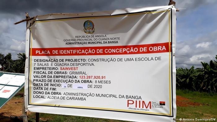 PIIM Angola