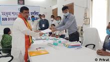 Indien   Bharatiya Janata Party - Suvendu Adhikari