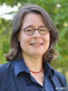 Одна из ведущих немецких экспертов по сельскому хозяйству России Линде Гётц