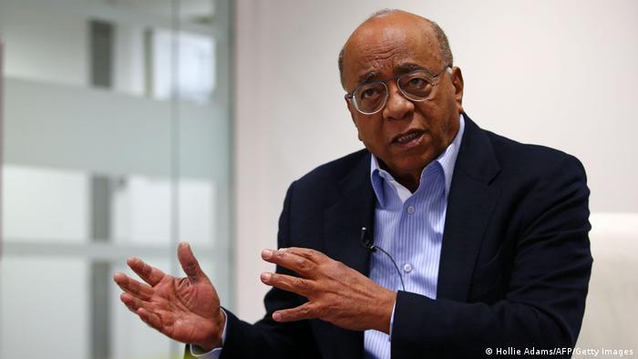 Mo Ibrahim    British-Sudanese mobile operator