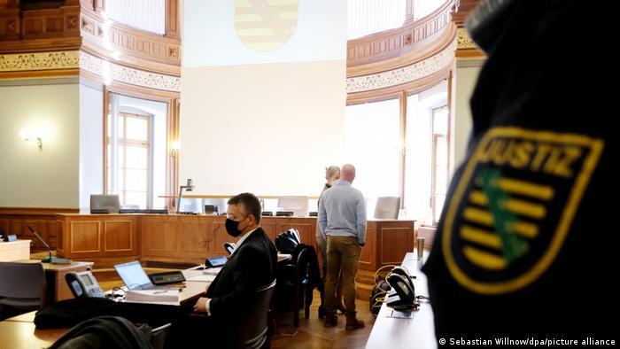 Dava Leipzig Eyalet Mahkemesinde görüldü.