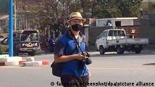 Myanmar | Journalist der Deutschen Presse-Agentur in Myanmar festgenommen - Robert Bociaga