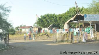 Grenzstreit zwischen Äthiopien und Sudan I Metema Stadt