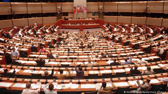 Bildgalerie 50 Jahre Römische Verträge I EU-Parlament in Brüssel