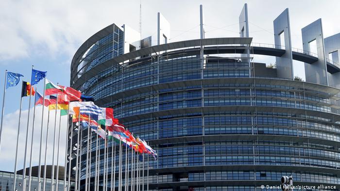 Bildgalerie 50 Jahre Römische Verträge I Frankreich: Europäisches Parlament, Straßburg