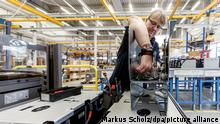 Batterie-Produktion in Europa geplant