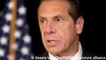 New York Gouverneur Andrew Cuomo