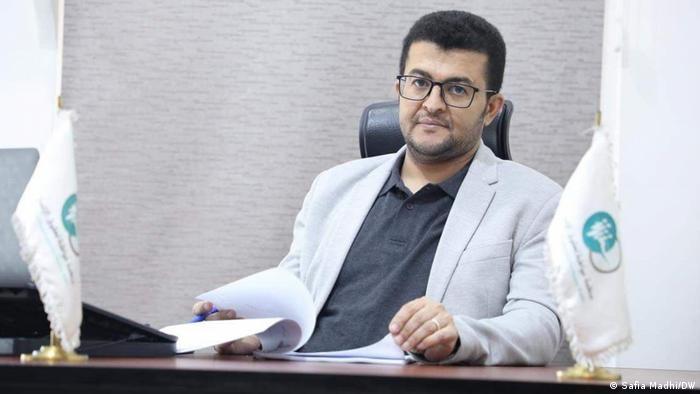 عبد الرشيد الفقيه، الناشط الحقوقي في منظمة مواطنة لحقوق الإنسان
