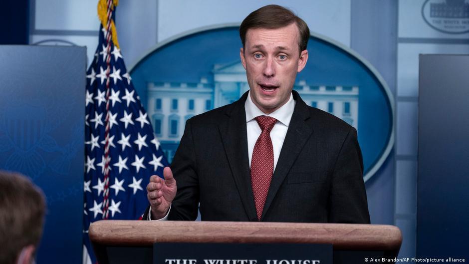 美國國安顧問沙利文強調,直到世衛展開第二階段調查前,會持續聯合國際社會向中國施壓,不會讓北京輕易說不。