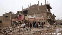 Afghanistan Autobombenanschlag in Herat