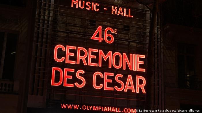 امسال جوایز ۴۶مین دوره مراسم سزار در سالنی بدون جمعیت تقدیم شد. در سالن تنها برندگان و نامزدهای دریافت جوایز حضور داشتند.