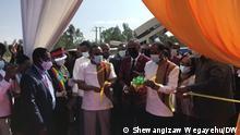 Äthiopien l Premierminister weiht Yirgalem Agro Industrail Park ein