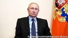 Russland l Putin leitet Konferenz des Sicherheitsrates
