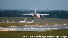 Vilnius/Lithuania June 18, 2020 YL-RAC RAF-Avia Antonov An-26B Lithuania PUBLICATIONxNOTxINxESTxLATxLTU Copyright: xKarolisxKavolelisx aviation Lithuania