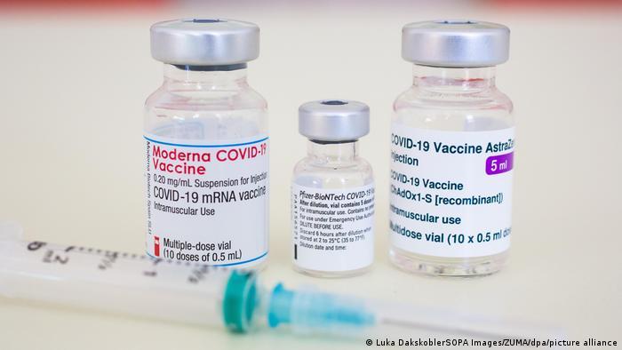 Slowenien  Coronavirus  Impfstoffe