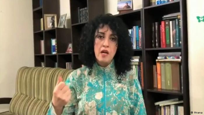 Menschenrechtlerin Narges Mohammadi