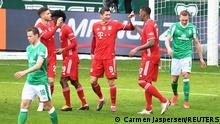 Bundesliga - Werder Bremen v Bayern München