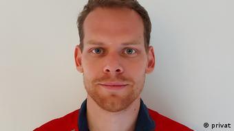 Alman Kızılhaçı'nın Bölgesel Program Koordinatörü Joris D'havé