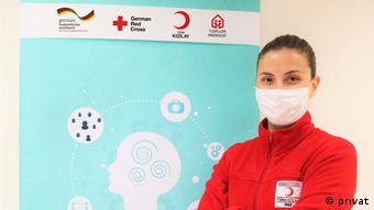 Kızılay'ın Sağlık ve Psikososyal Destek Programı Yöneticisi Mine Akdoğan