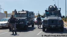 Jordanien Corona l Krankenhaus - tödlicher Sauerstoffausfall l Polizei