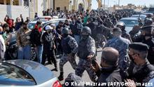 Jordanien Corona l Krankenhaus - tödlicher Sauerstoffausfall l Protest