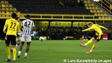 Bundesliga 25. Spieltag l Borussia Dortmund vs Hertha BSC l Tor 1:0