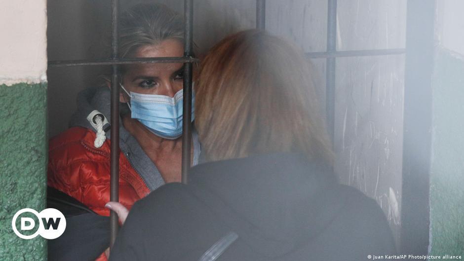 Bolivya eski geçici devlet başkanı Jeanine Anez tutuklandı
