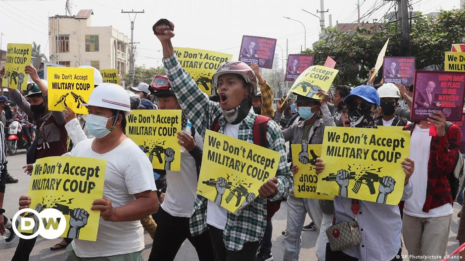Myanmar: Shadow government issues defiant message