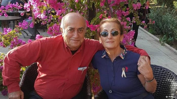 Dr. İlhan Doğan ve eşi Atike Doğan
