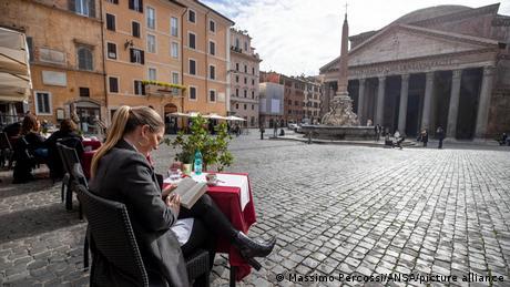 """""""Πράσινο διαβατήριο"""" και στην Ιταλία"""