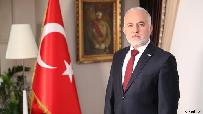 Kızılay Genel Başkanı Kerem Kınık