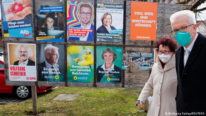 Deutschland Landtagswahl Baden-Württemberg | Winfried Kretschmann