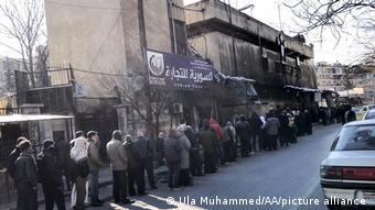 Συρία, ελλείψεις τροφίμων στο Χαλέπι