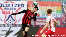 Bundesliga I RB Leipzig - Eintracht Frankfurt