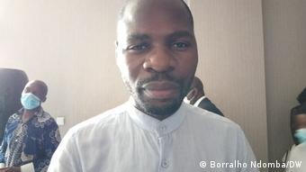 Agostinho Sikato I Angolanischer politischer Analyst