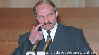 Александр Лукашенко, 1995 год
