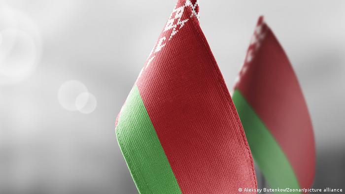Белорусский красно-зеленый флаг