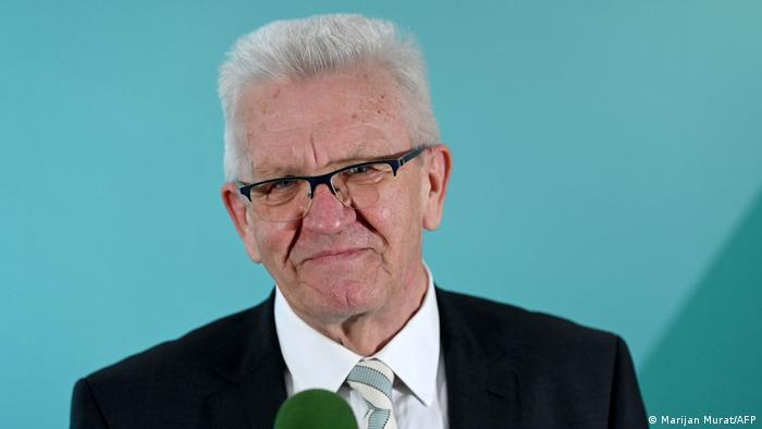 Deutschland I Landtagswahl in Baden-Württemberg I Die Grünen