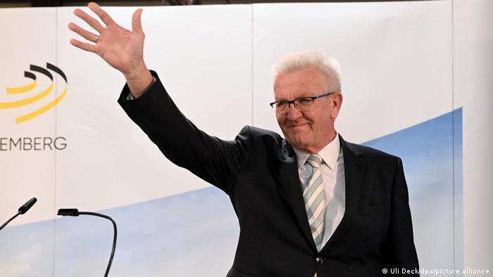 Deutschland I Landtagswahl in Baden-Württemberg I Winfried Kretschmann (Grüne)