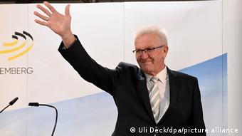 Μεγάλος νικητής ο Πράσινος Βίνφριντ Κρέτσμαν. Πόσο θα πρασινίσει η κυβέρνηση στο Βερολίνο στις βουλευτικές εκλογές του Σεπτεμβρίου;