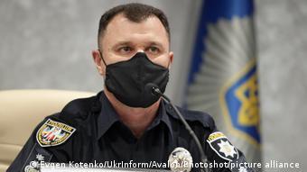 Голова Нацполіції Ігор Клименко