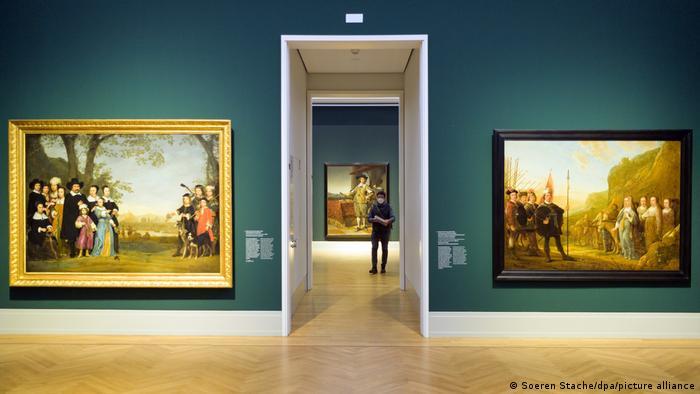 Rembrandts Orient, en el museo Barberini